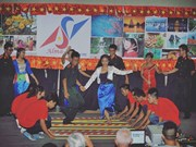 Alma Vietnam 2016 takes place in Cuba