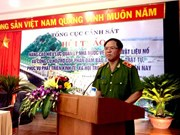 State's weaponry management discussed in Thanh Hoa