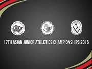 HCM City to host Asian Junior Athletics Championships 2016