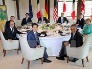 G7 Summit: Leaders vow to bolster economic growth, maritime security