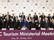 APEC economies to boost tourism collaboration