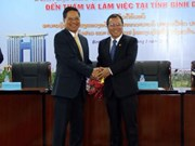Lao province seeks cooperation opportunities with Binh Duong