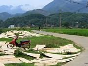 Poor communes get facelift with national programme