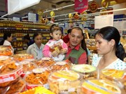 Vietnam's consumer confidence index hike