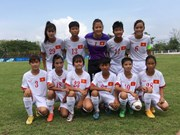 Vietnam's U14 girls ready to defend AFC title