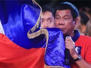 Philippine president-elect names Cabinet members