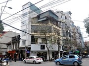 Old Quarter threatened by high-rise construction