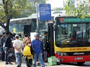 Hanoi increases bus fares, subsidies cut