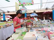 First ever children's book festival in Hanoi