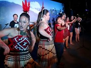 HCM City residents experience New Zealand's culture