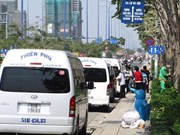 HCM City cracks down on illegal bus stations