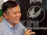 Cambodia's deputy opposition leader ordered to appear in court