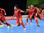 Vietnam ready for Futsal World Cup: coach