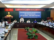 President Ho Chi Minh's vision honoured in HCM City
