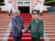 Vietnam, India enhance defence cooperation