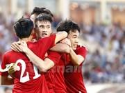 Vietnam claim Aya Bank Cup