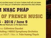 """French Night Music"" to delight audiences in HCM City"