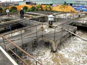 Hoa Binh speeds up drainage, sewage treatment system