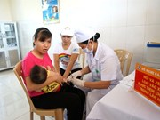 Expanded immunisation helps cut down child morality