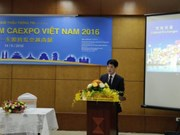 200 Vietnamese firms to join CAEXPO 2016