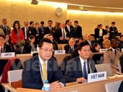 ASEAN pledges contributions to UN Human Rights Council