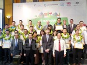Nineteen enterprises awarded for solutions to climate change