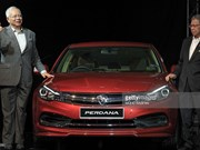 Malaysia launches 4th generation Proton car