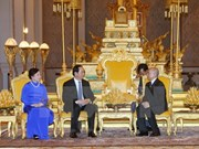 Vietnam, Cambodia agree to push forwards bilateral ties
