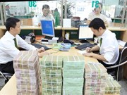 Vietnam's stocks end mixed; banks down