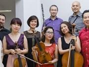 Contemporary tunes in Hanoi New Music Ensemble concert
