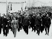 A film of Vietnamese workers in war-torn France