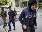 Three Malaysians charged for terrorist links