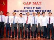 PM urges further press renovation