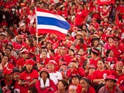 Thailand: Red-shirts ask probe into anti-fraud centre closure