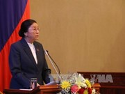 Lao legislative leader urges stronger ties with Vietnam