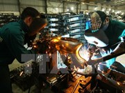 Hanoi's industrial production gains 7.7 pct in first half