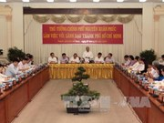 HCM City asks for particular mechanism to facilitate development