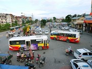 Hanoi to build six new coach terminals