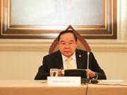 Thai Gov't to keep fighting human trafficking
