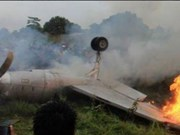 Two killed in Indonesian military helicopter crash