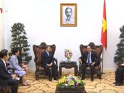 Prime Minister welcomes Thai TCC group chairman