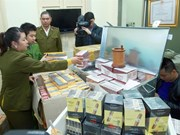 Government targets smuggled and counterfeit goods