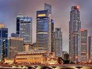 Singapore's economy grows positively in Q2