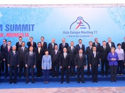 ASEM leaders vow to support int'l efforts in major issues