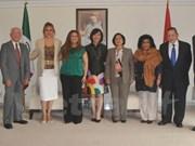 Vietnam ambassador, Mexican officials talk relationship solidification