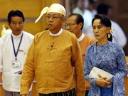 Myanmar sets up committee to solve interreligious violence