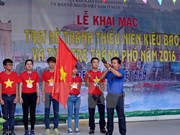 Summer camp brings youth expats closer to Vietnam