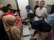 Indonesia begins re-vaccination for children amidst fake vaccine