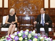 Vietnam gives importance to relationship with Denmark: President