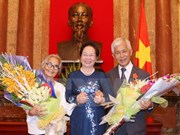 Vietnamese-French scientist honoured in France